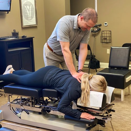 Chiropractic Care at Ideal Chiropractic Health Center in Dubuque IA